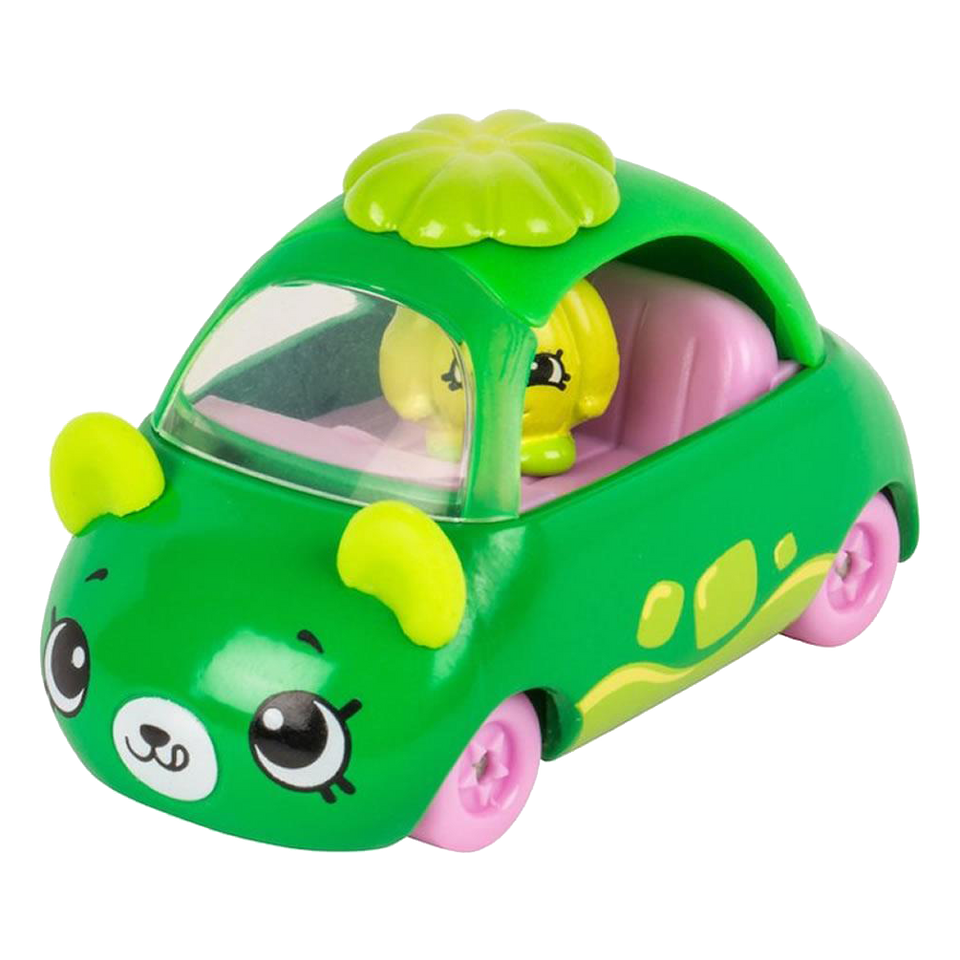 Shopkins Cutie Cars 18 Jelly Joyride Die-Cast Car & Mini Shopkin Moose Toys