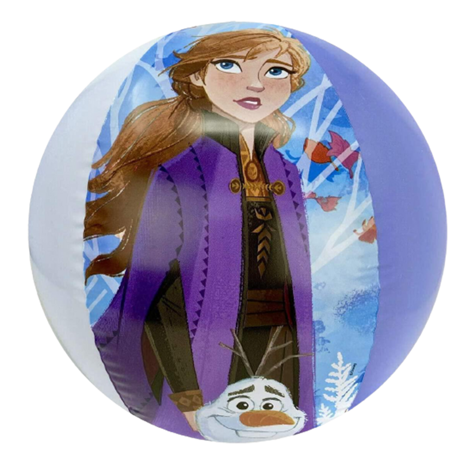 Disney Frozen 2 Inflatable Beach Ball Anna Elsa Princess Pool Party Swim