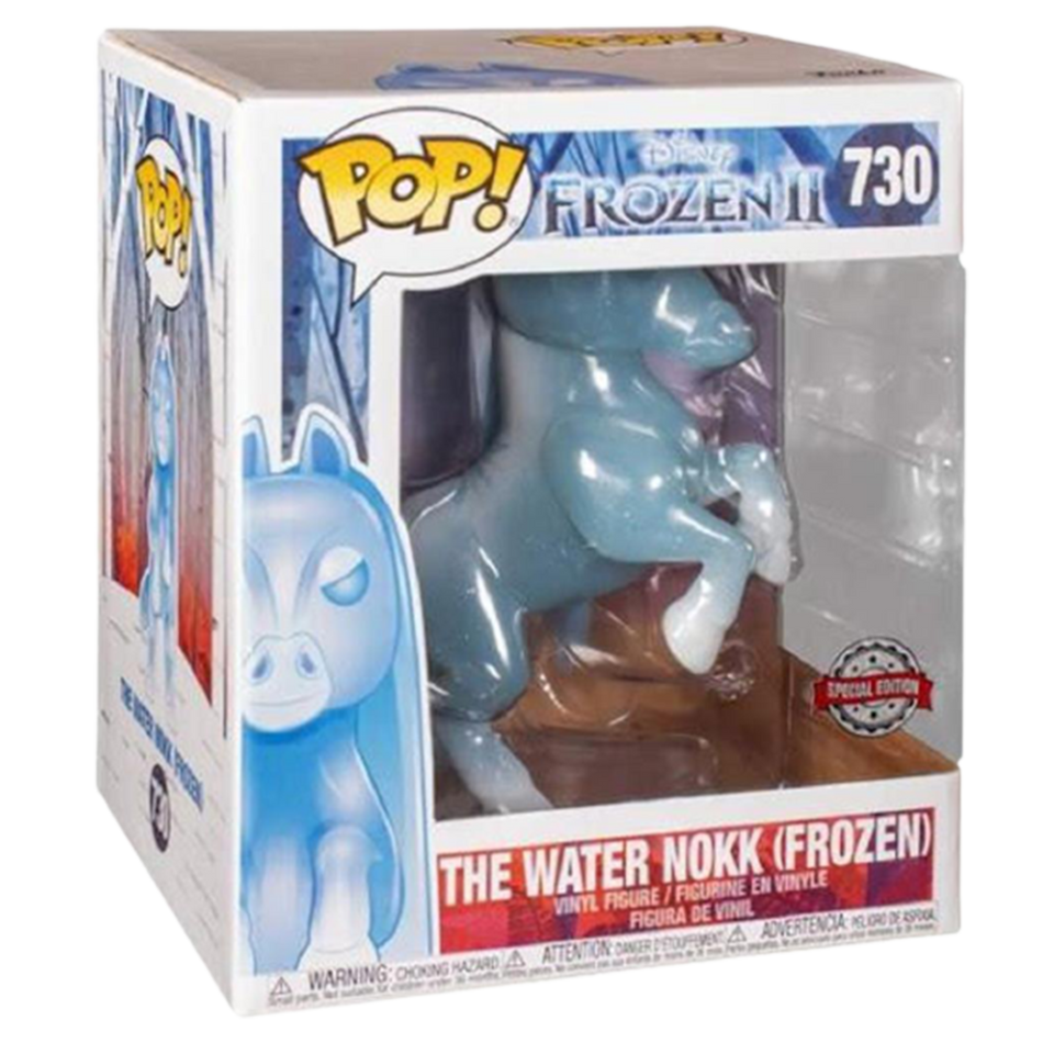 Funko Pop! Disney Frozen 2 The Water Nokk Crystal Special Edition Collectible