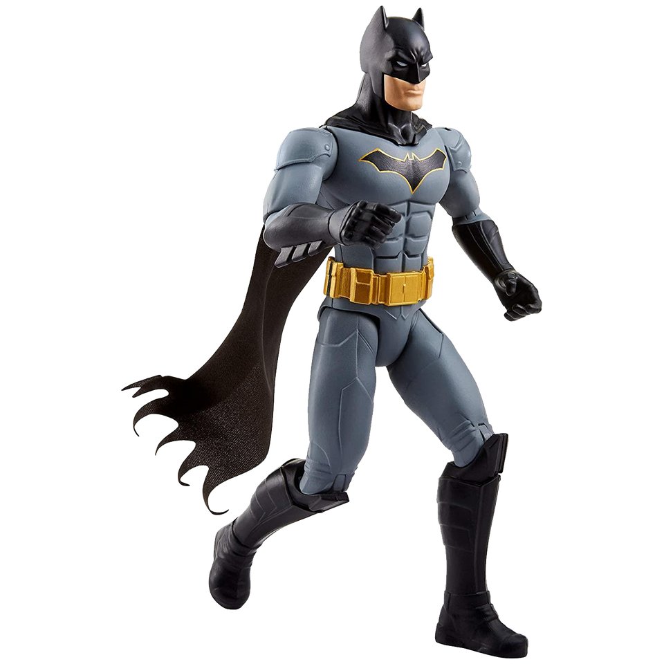 "Batman 12"" Action Figure DC Comics Missions Detailed Articulated"