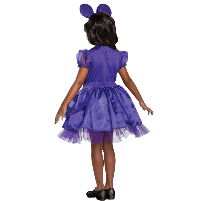 Disney Minnie Mouse Potion Purple Toddler Girls Costume - Small (2T)
