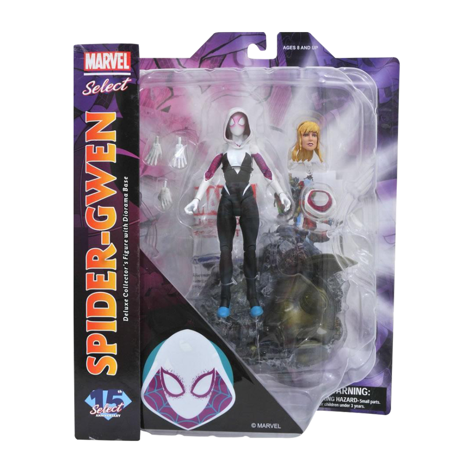 Marvel Spider-Gwen Deluxe Collectors Figure