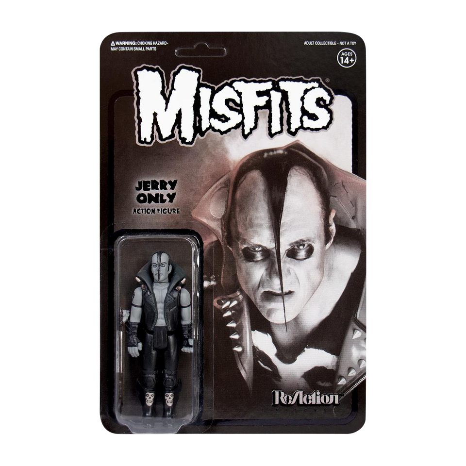 Misfits Jerry Only Black Series ReAction Action Figure Super7