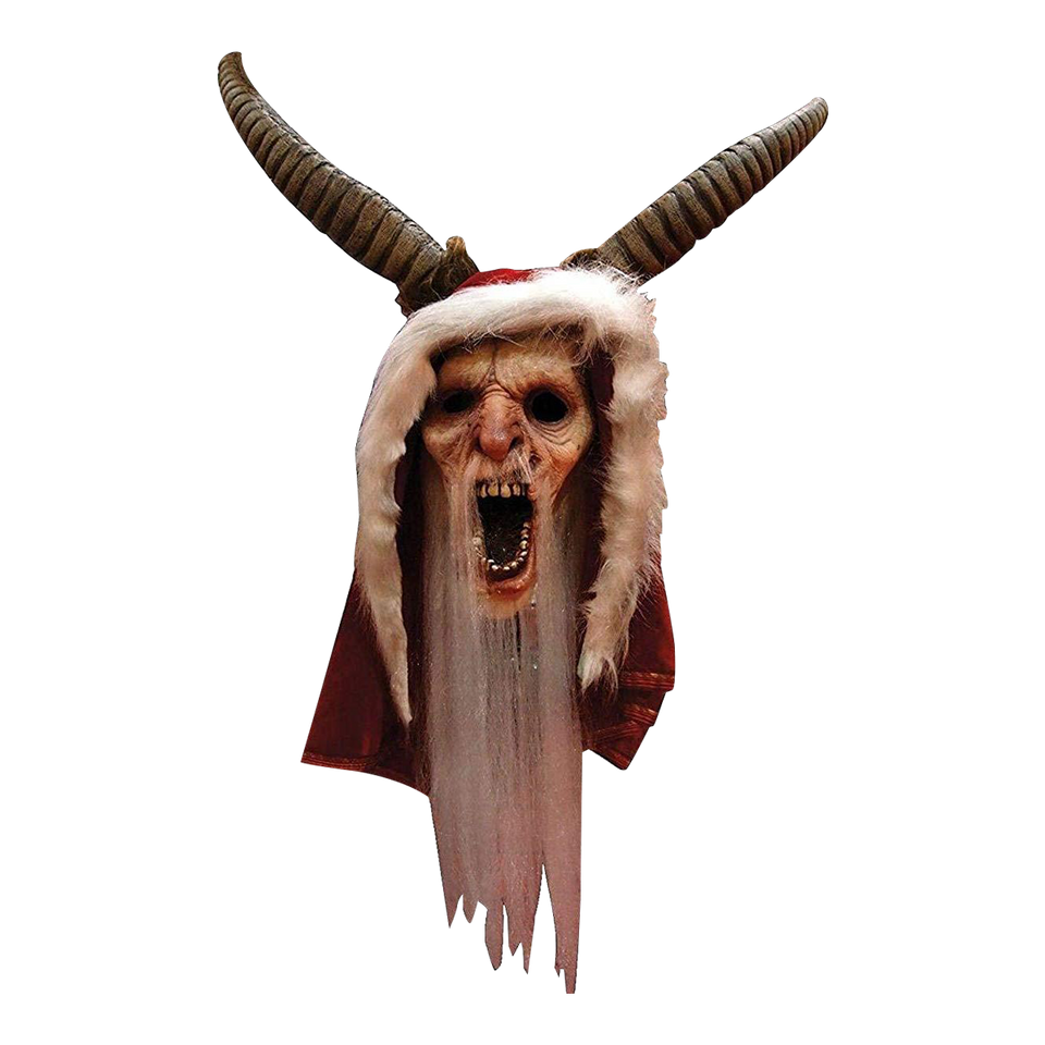Krampus Movie Mask Anti-Santa Licensed Costume Accessory Trick Or Treat Studios