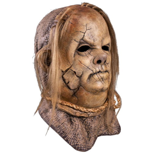 Harold the Scarecrow Mask Scary Stories To Tell In Dark Costume Accessory