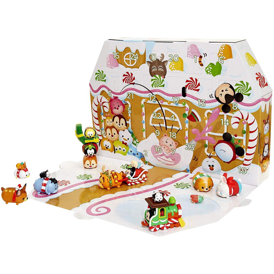 Tsum Tsum Disney Countdown to Christmas Advent Calendar