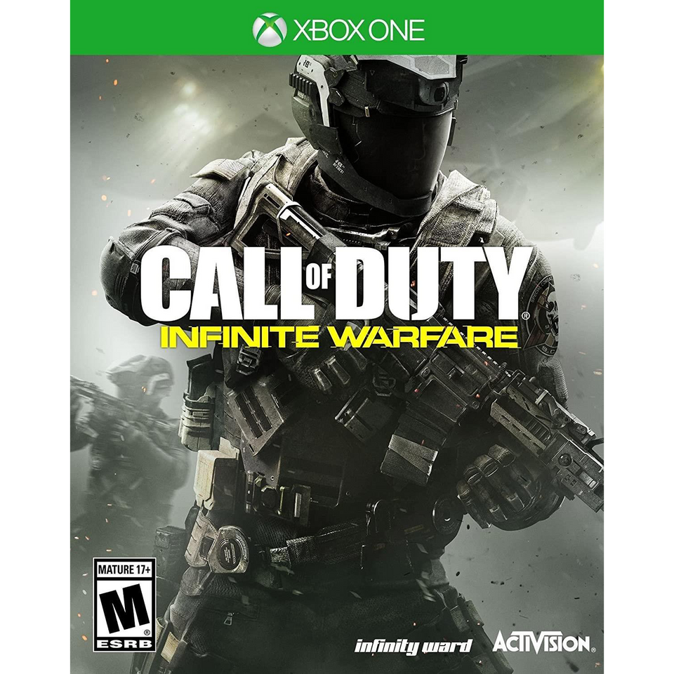 Call of Duty: Infinite Warfare For Xbox One Standard Edition COD