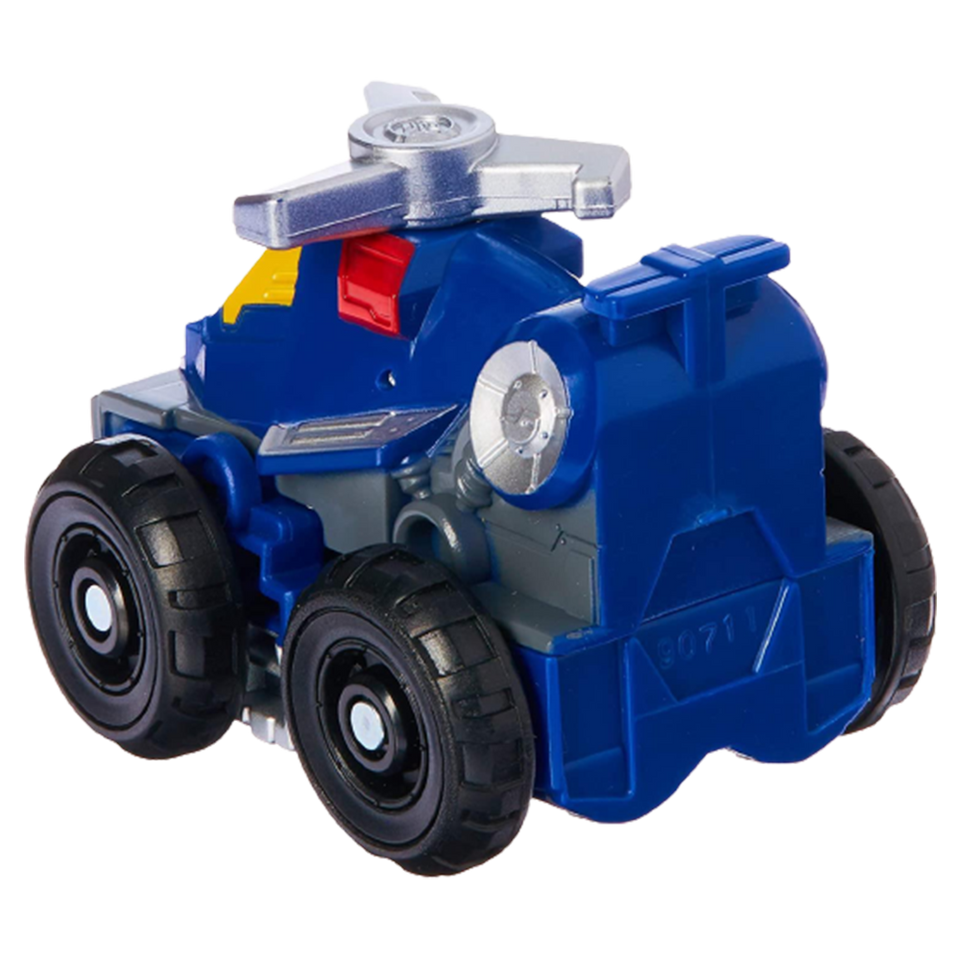 Playskool Transformers Robot Flip Racers Whirl Action Vehicle