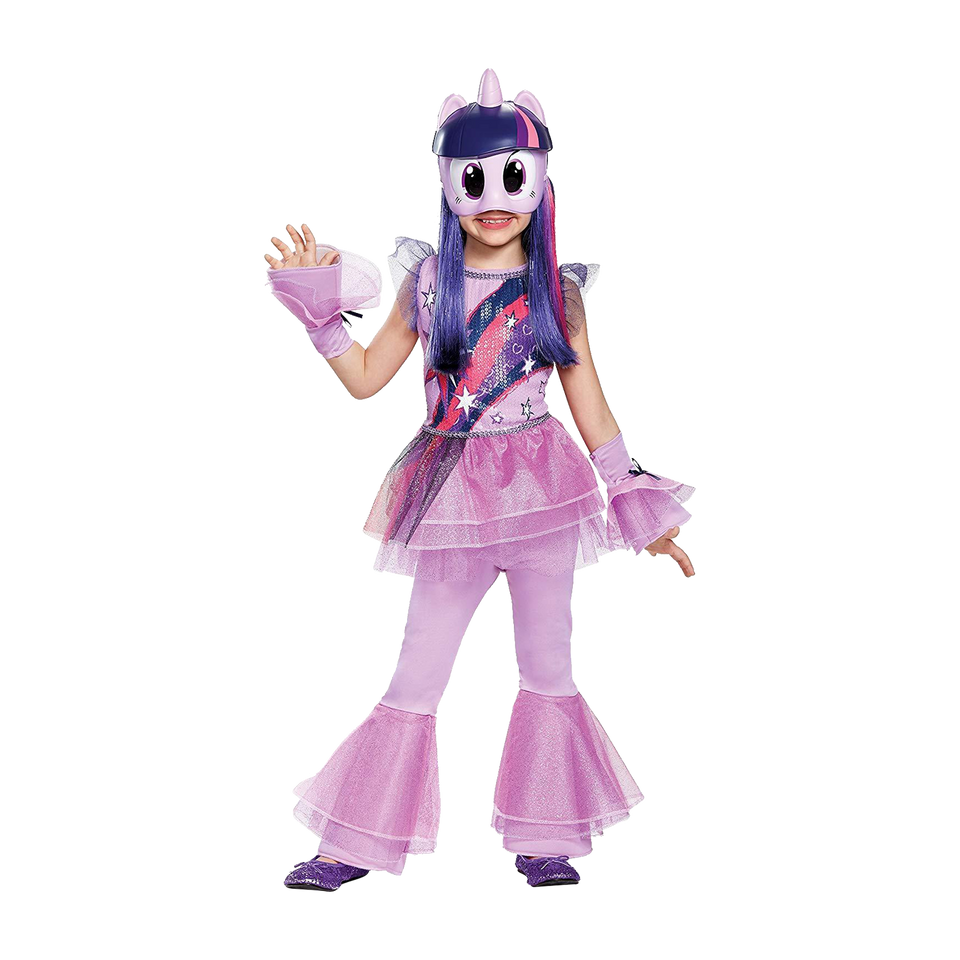 My Little Pony Twilight Sparkle MLP Licensed Costume - XS (3T/4T)