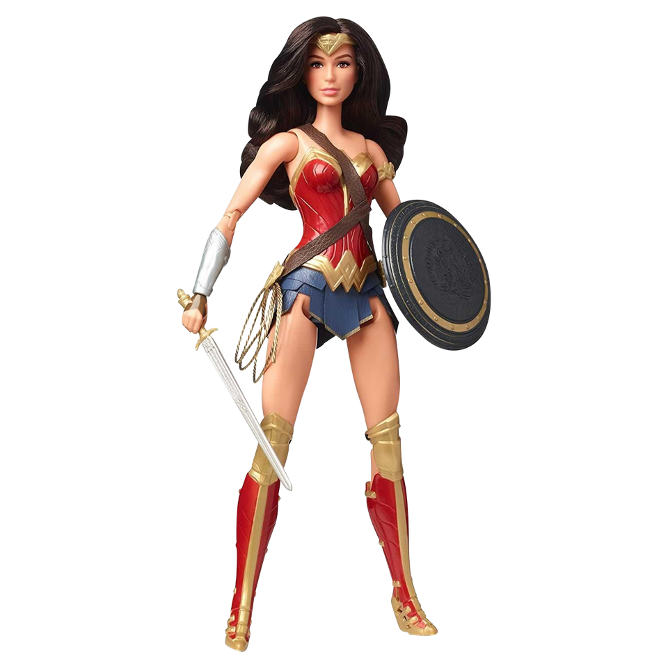 Barbie Signature Justice League Wonder Woman Doll Figure Toy