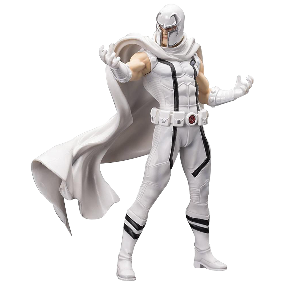 Kotobukiya Marvel Now: Magneto White Costume X-Men Uncanny ARTFX+ Statue AUG158154