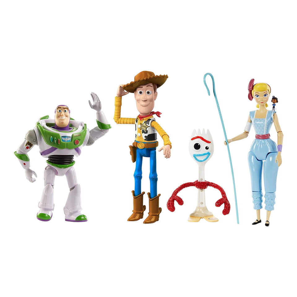 Disney Pixar Toy Story 4 Figure Multi-Pack