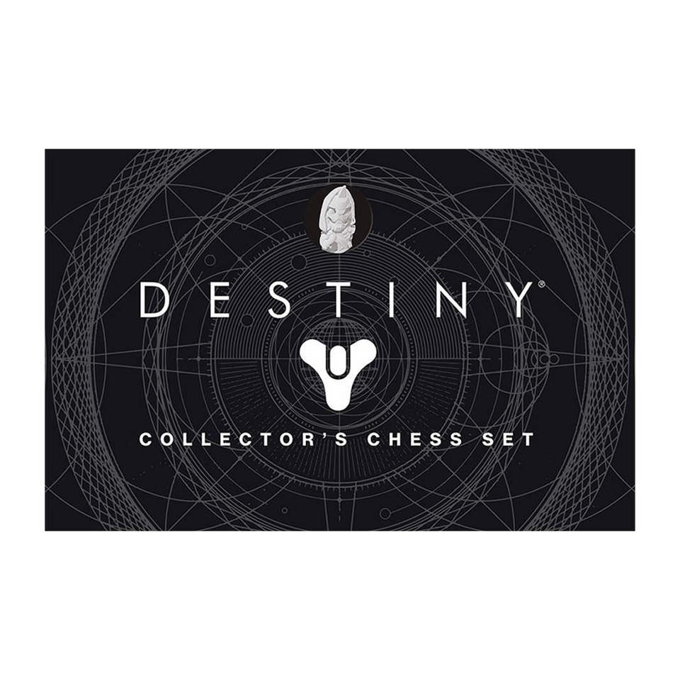 USAopoly Chess Destiny Collector's Set