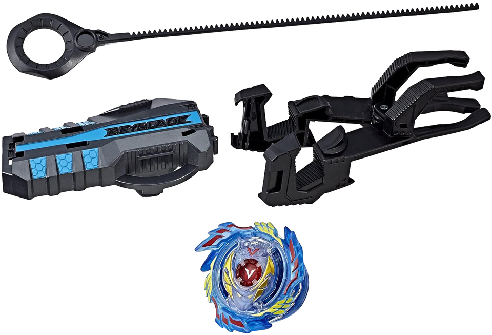 Beyblade Burst Evolution Genesis Valtryek V3 Digital Control Kit Remote Control Bluetooth Enabled Battling Top Hasbro