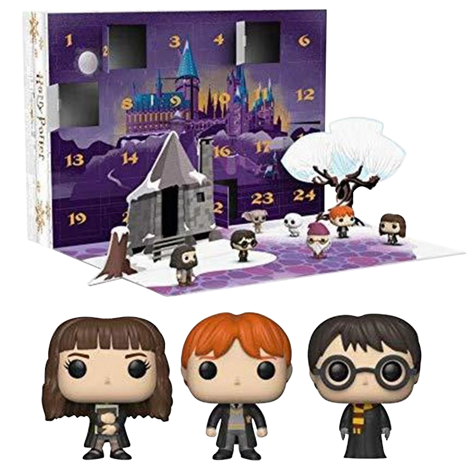 Harry Potter Advent Calendar Limited Edition