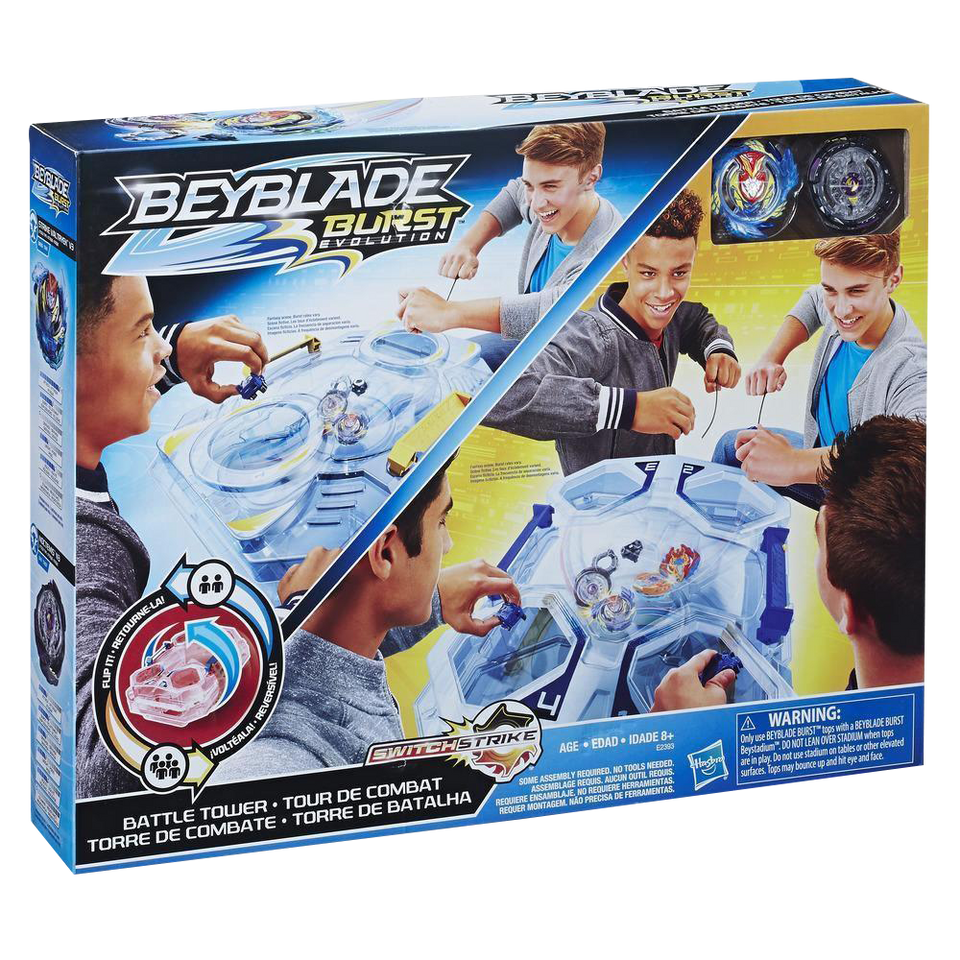 Beyblade Switchstrike Battle Tower Burst Evolution