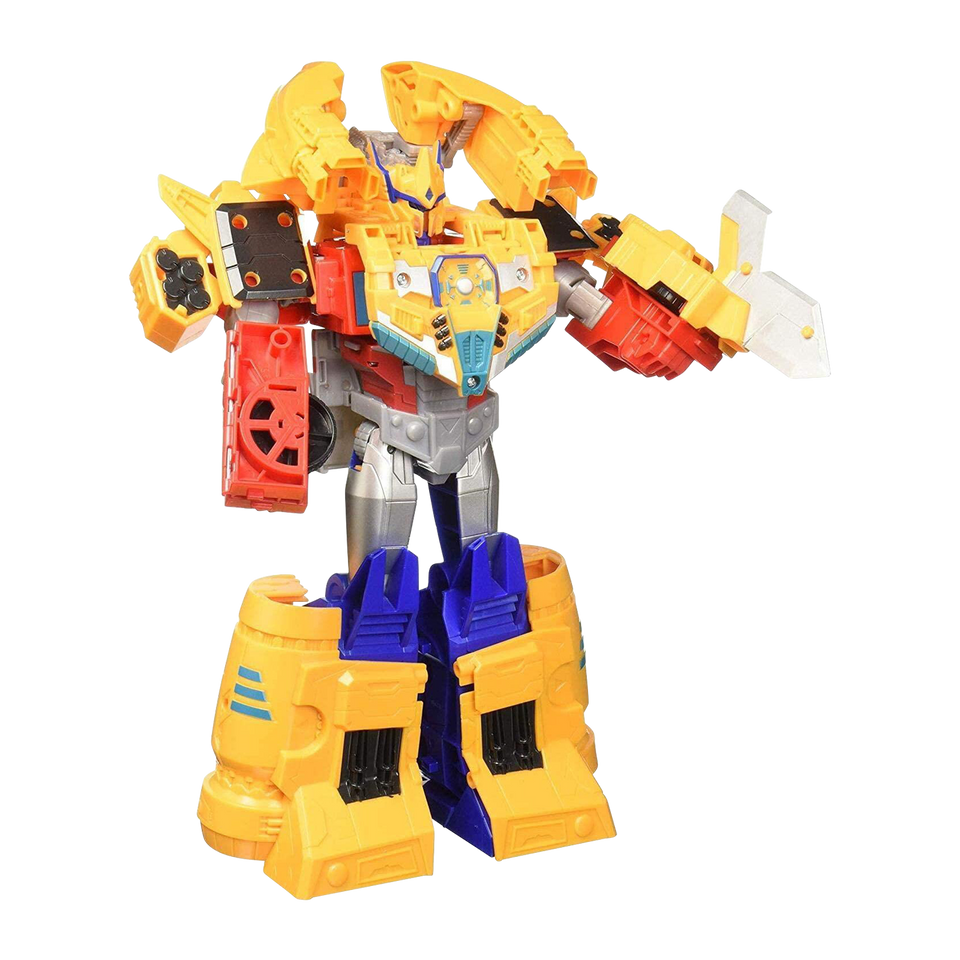 Transformers Cyberverse Ark Power Optimus Prime