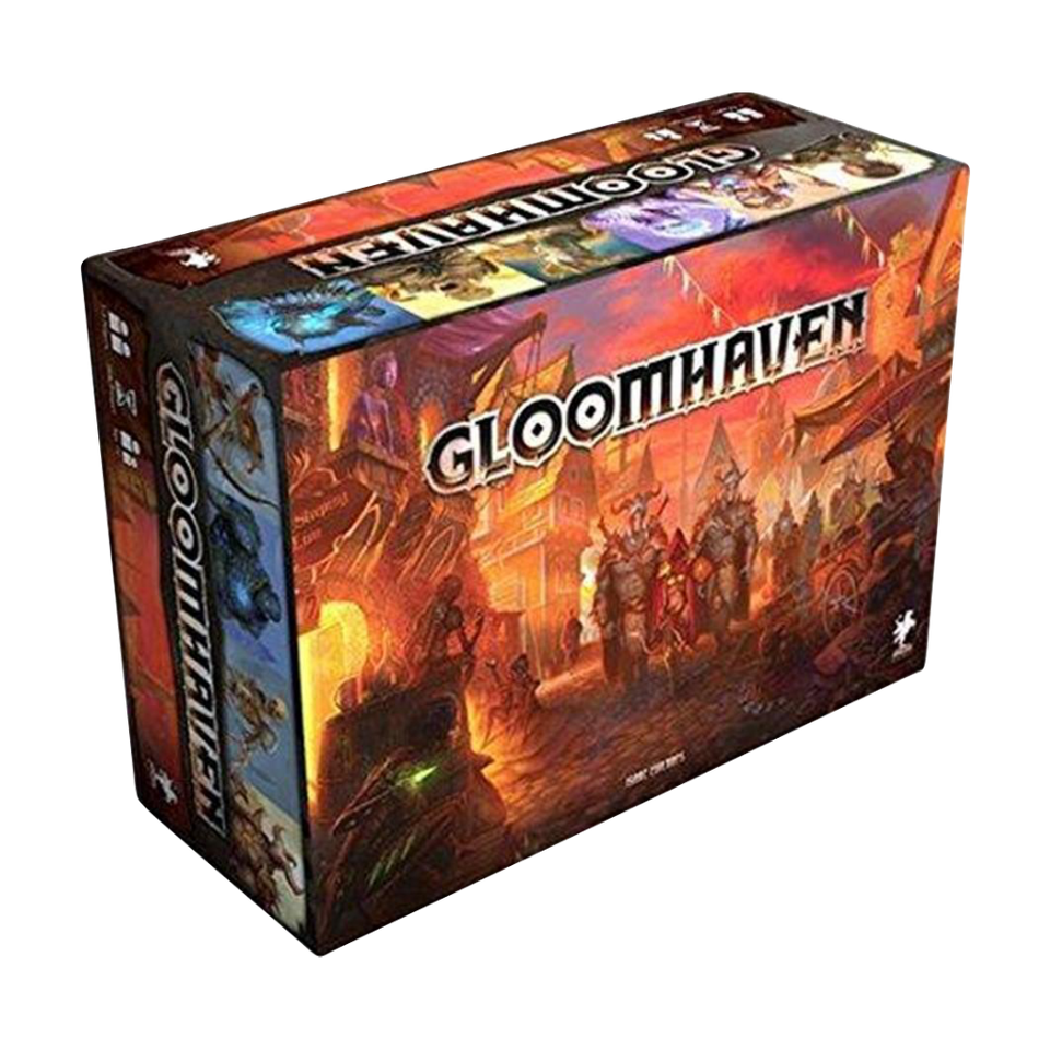 Gloomhaven Board Game Euro Inspired Tactical Combat Choose Adventure Story Cephalofair Games CPH0201