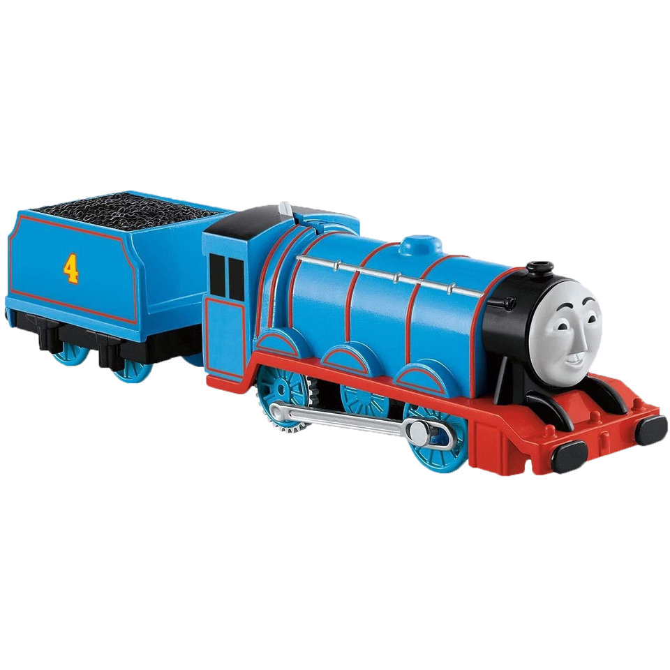 Thomas & Friends Gordon Motorized Engine TrackMaster Fisher-Price