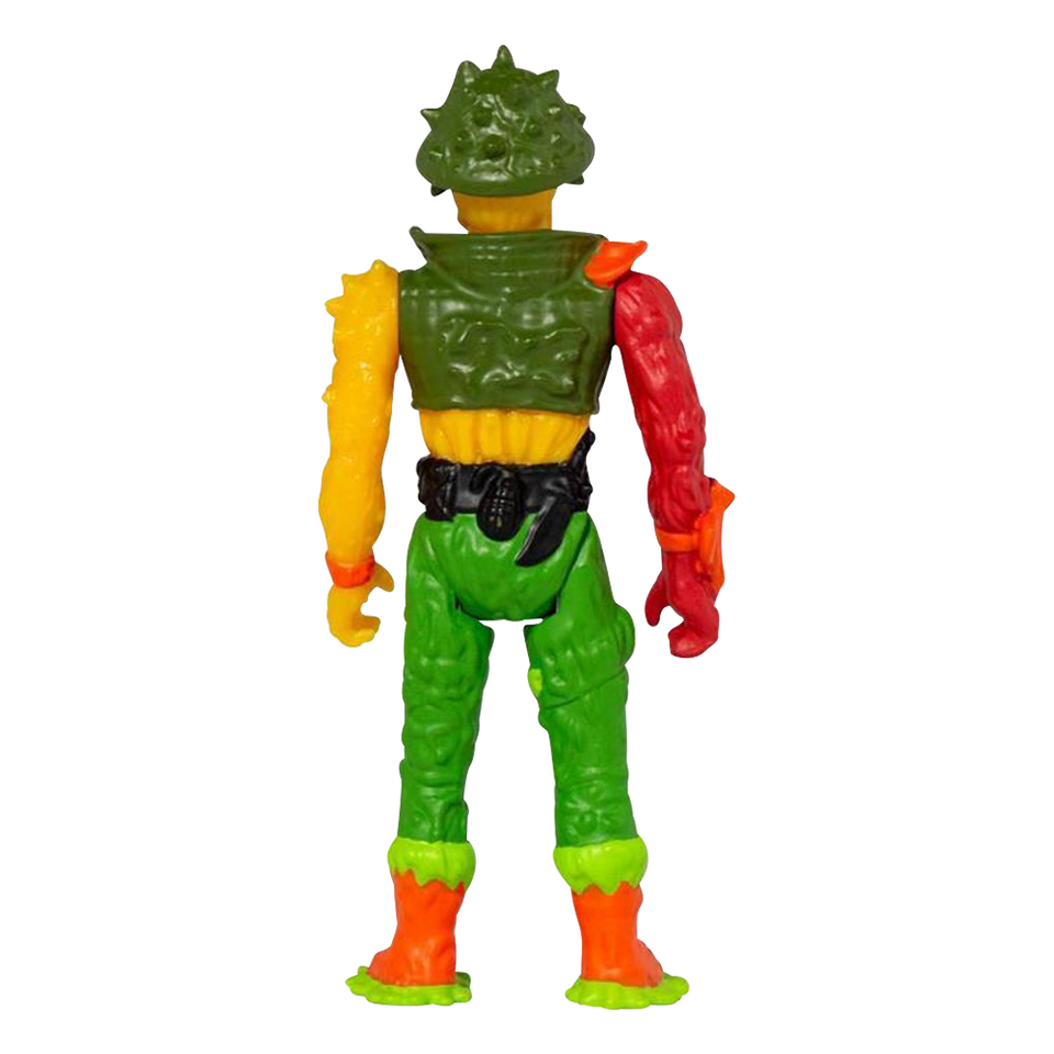 Major Disaster Reaction Action Figure Toxic Crusaders - Articulated (Retro)
