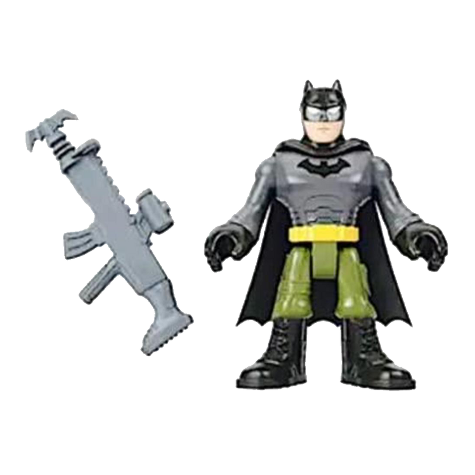 DC Comics Super Friends 4-Pack Blind Bags Series 7 Figures Mystery