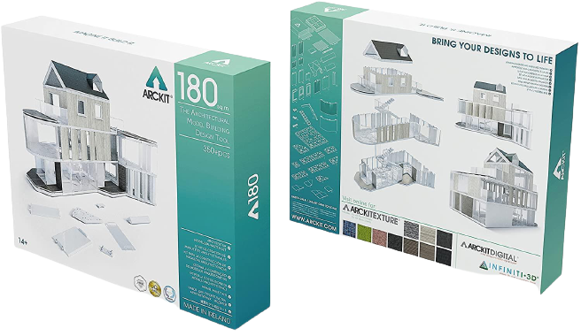 180 Architect Model Building Kit Architecture Design Tool Structure