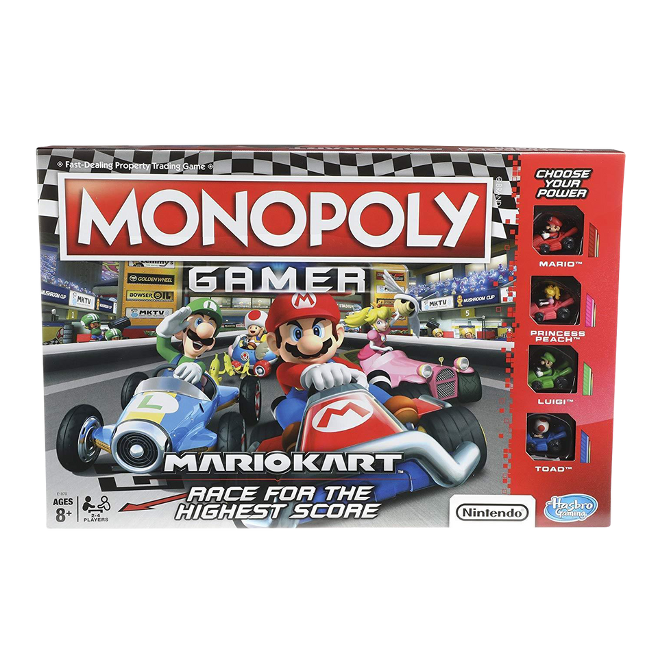 Monopoly: Gamer Mario Kart Edition