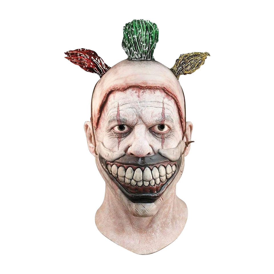 American Horror Story Twisty The Clown Basic Mask AHS Costume Accessory Trick Or Treat Studios