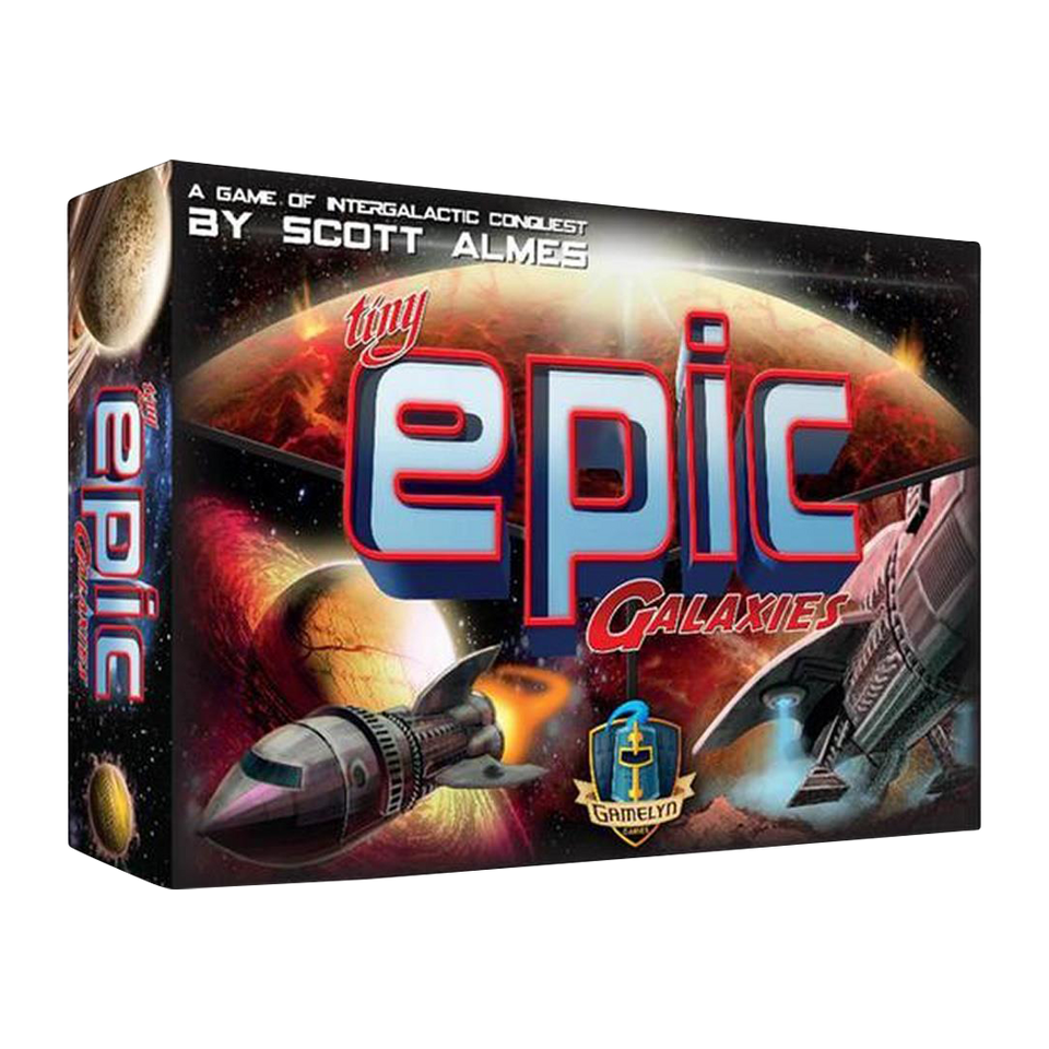 Tiny Epic Galaxies Strategy Board Game