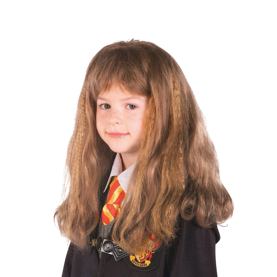 Harry Potter Hermione Granger Child Wig Licensed Costume Accessory