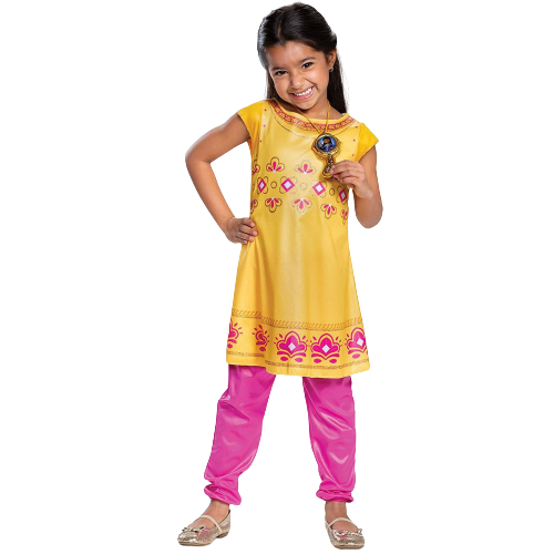 Mira Royal Detective Classic Girls Toddler Disney Costume - Medium (3T/4T)