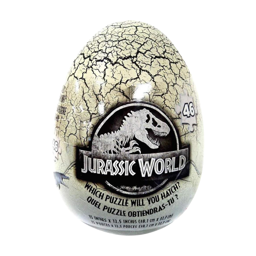 Jurassic World 46-Piece Jigsaw Puzzle Spin Master