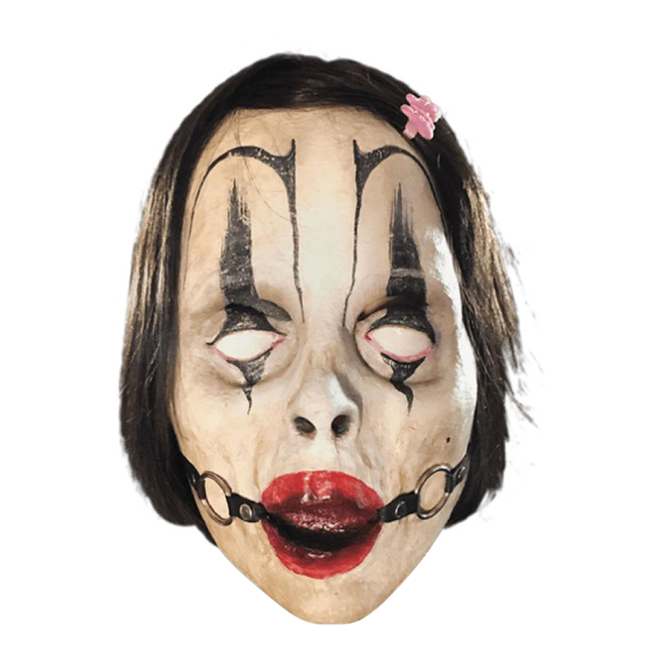 American Horror Story Cult Ballgag Mask Licensed Costume Accessory Trick Or Treat Studios