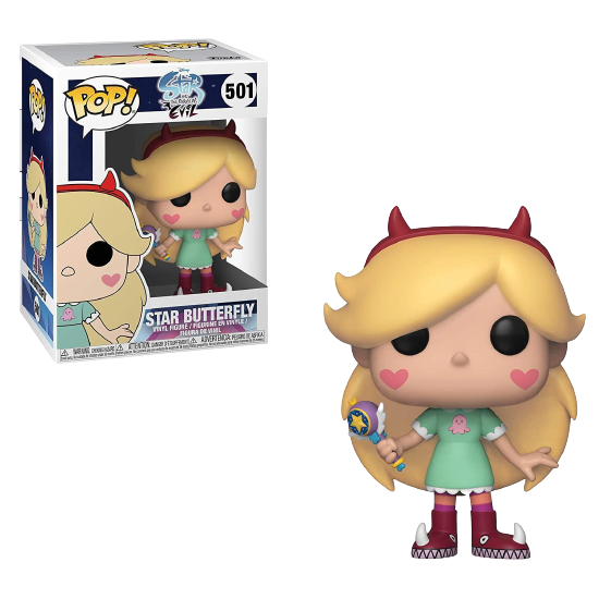 Disney Star Butterfly Vs Forces of Evil Star Collectable Figure
