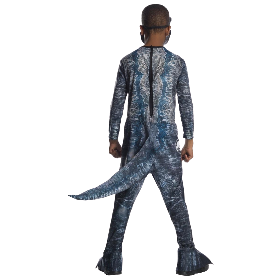 Jurassic World Fallen Kingdom Velociraptor Licensed Costume - Large (12/14)
