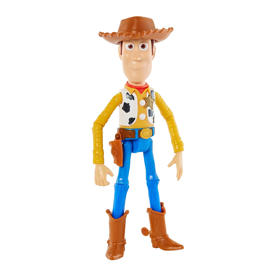 Mattel Toy Story 4: Woody Figure Disney Pixar