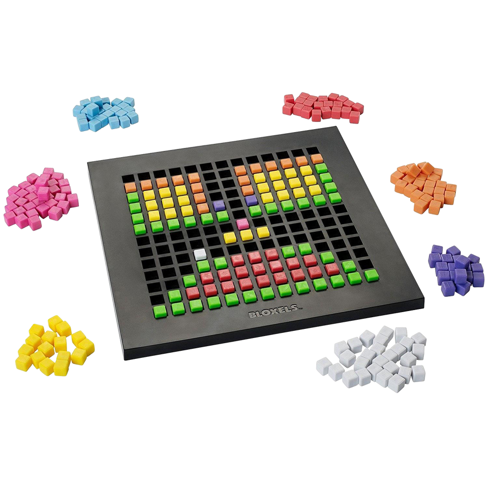 Bloxels Build Your Own Video Game Mattel