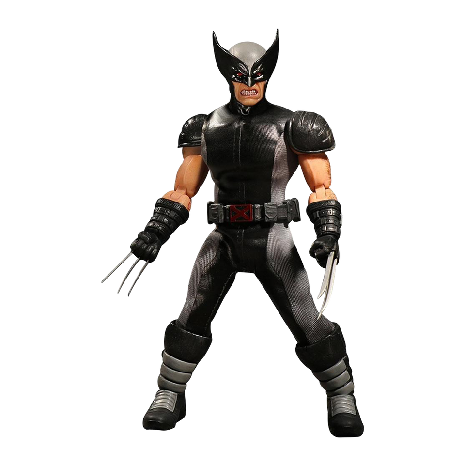 One:12 Collective Marvel X-Force Wolverine Action Figure Mezco Toyz MAR178670