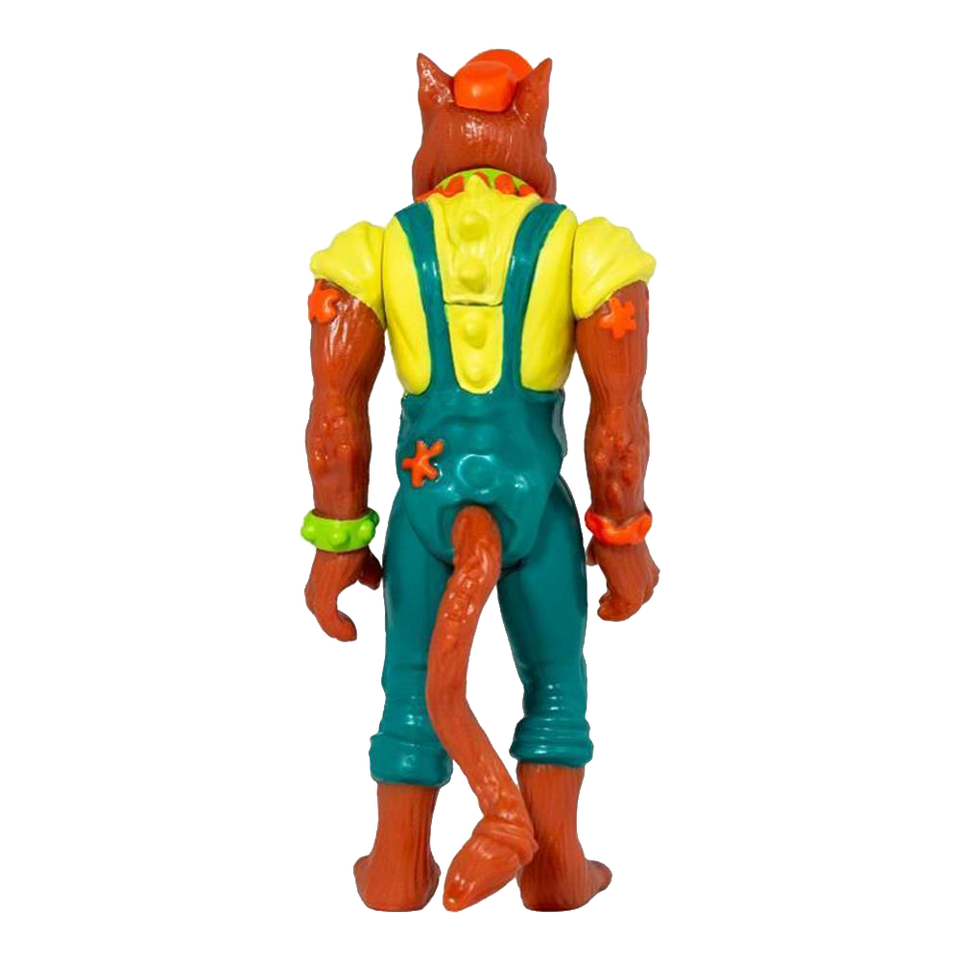 Junkyard Toxic Crusaders Reaction Action Figure - Articulated (Retro)