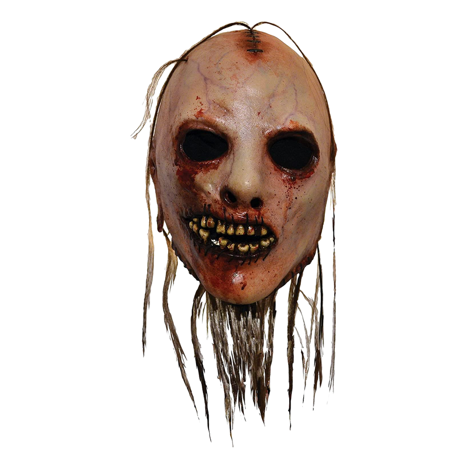 American Horror Story Asylum Bloody Face Mask Licensed Costume Accessory Trick Or Treat Studios