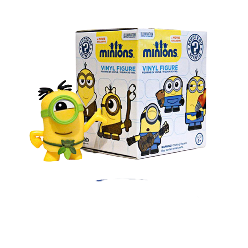 Minions Movie Mystery Mini 12-Pack Vinyl Figure Boxes Collectible