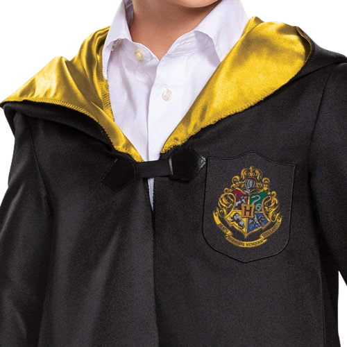 Harry Potter Hogwarts Robe Classic Kids Costume Accessory - Medium (7/8)