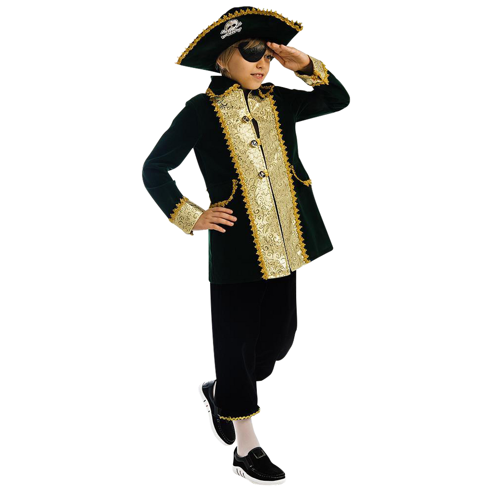 Captain of Pirates Costume - Medium