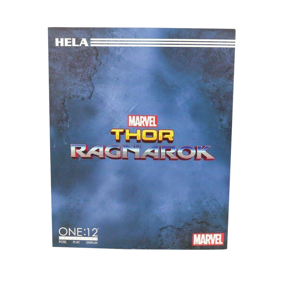 One: 12 Thor Ragnarok Hela Figure Marvel Collective