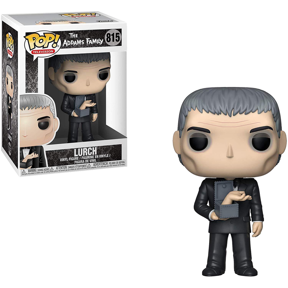 Lurch & Thing Figure From The Addams Family