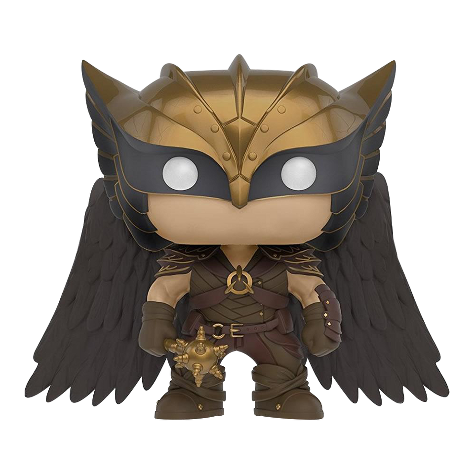 Funko POP DC Legends of Tomorrow Hawkman TV Bobble Vinyl Figure 9684