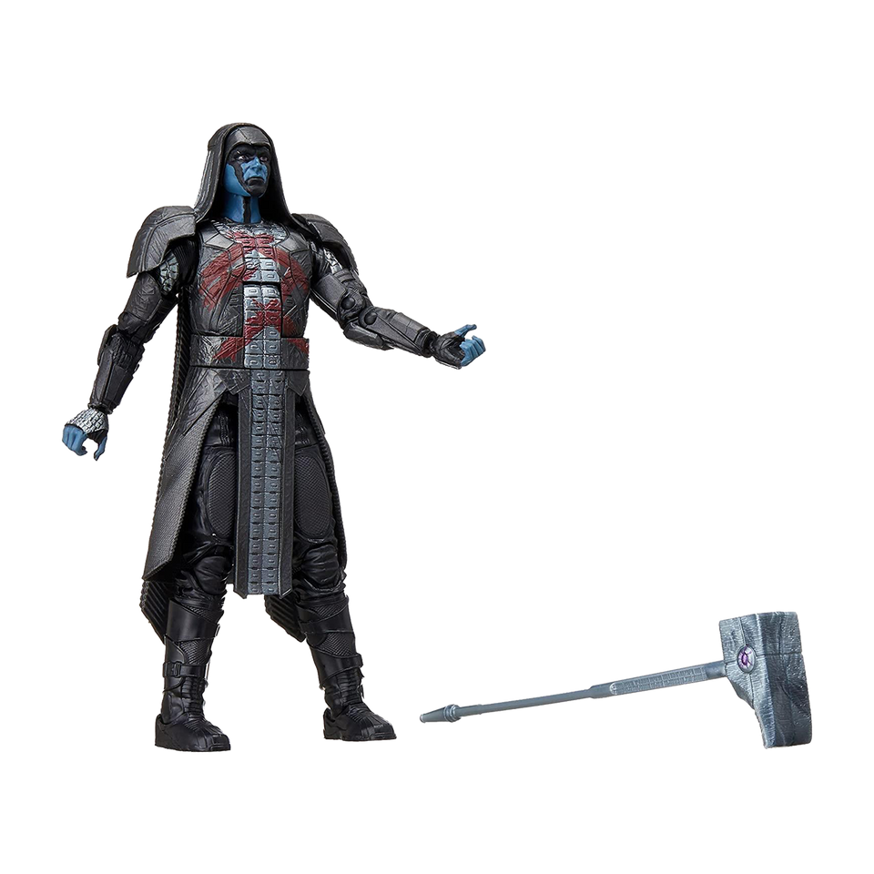 Marvel The First Ten Years Guardians of the Galaxy Ronan Figure Hasbro