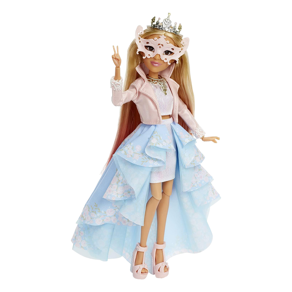 Project Mc2 Adrienne Attoms' Lemon Soap STEAM Doll Jacket Dress MGA