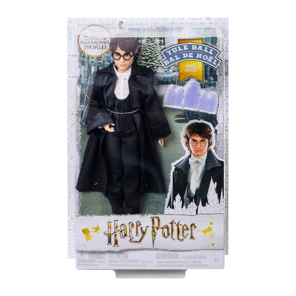 Harry Potter Yule Ball Doll Wizarding World Figure Mattel
