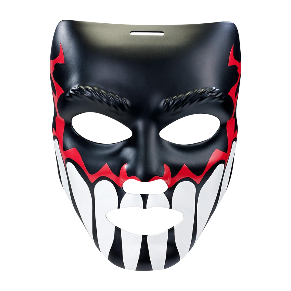 WWE Finn Balor Mask Demon King Club Wrestling Headgear Mattel